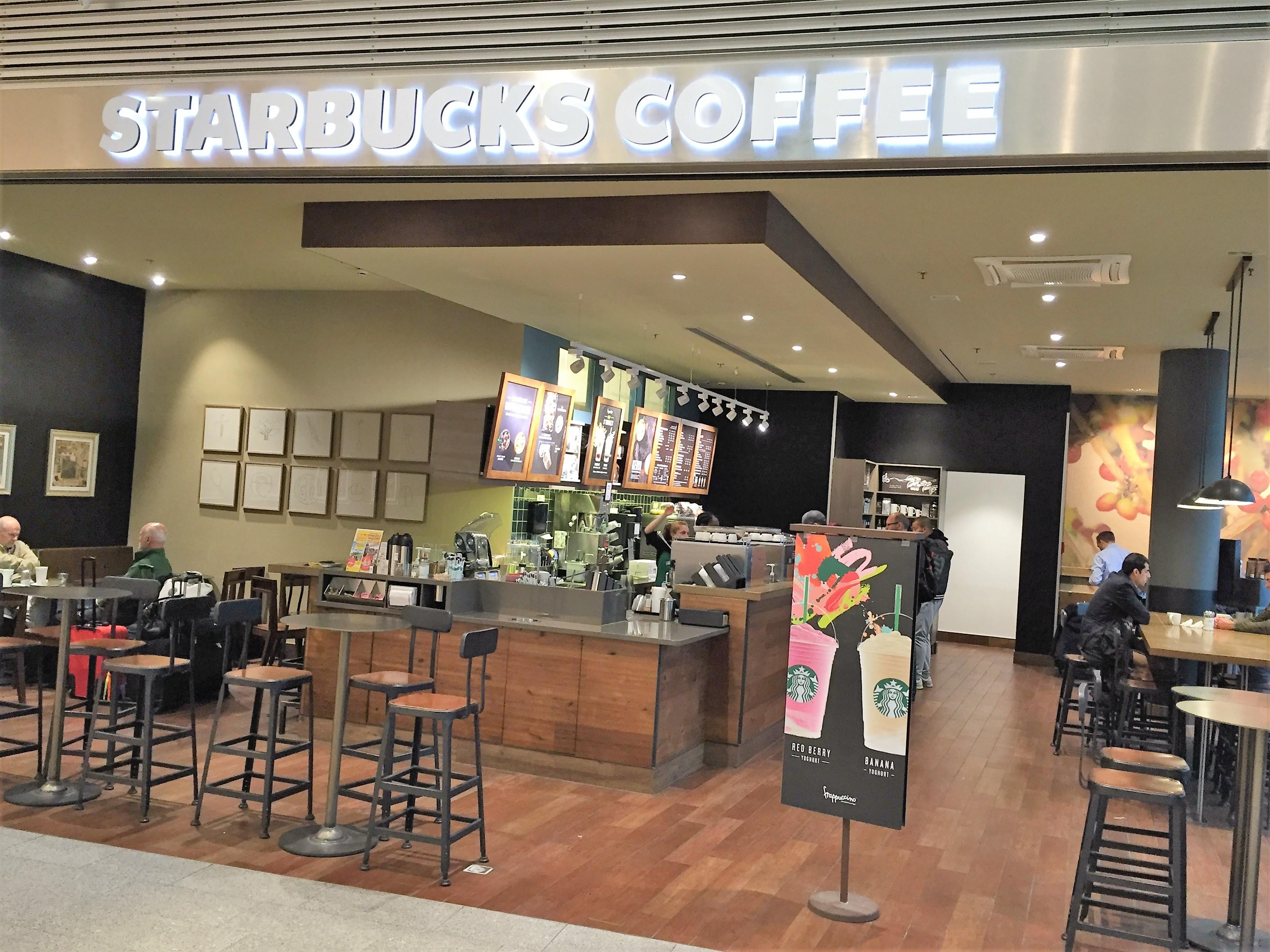 Starbucks Coffee Compa...